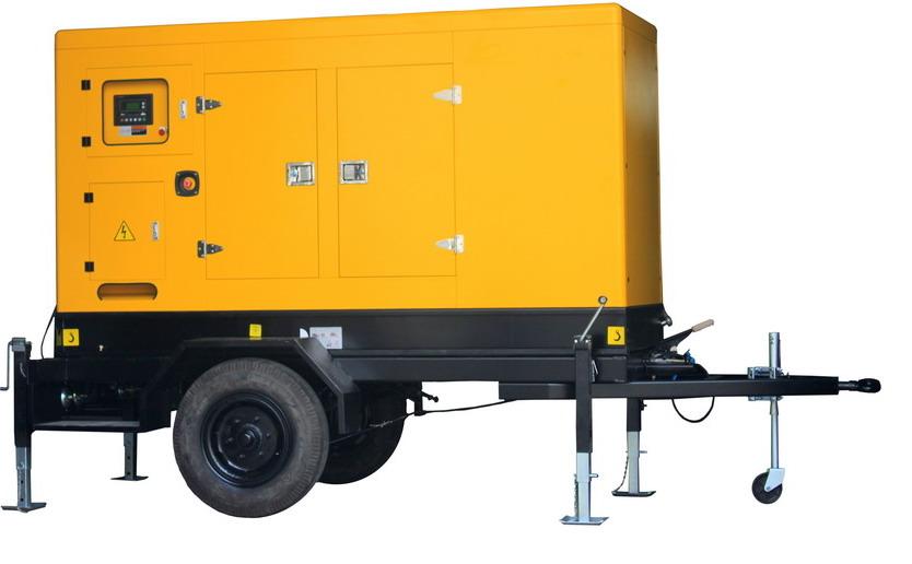 شراء Generator Trailer 100 TO 500 KVA