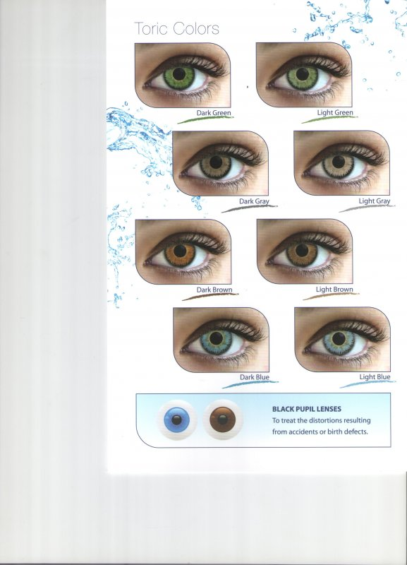 شراء Contact Lenses Glance
