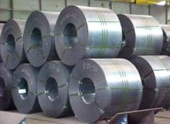 Hot rolls coils and sheets