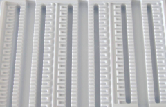 Blister packaging forms