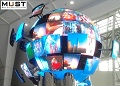 P10 LED Sphere Screen