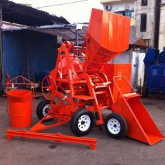 Concrete mixer 510 L wz accs