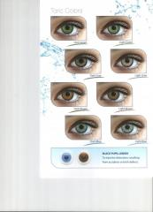 Contact Lenses Glance