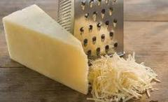 Grated cheeses