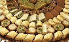 Nut Baklava