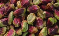 Dried Pistachios