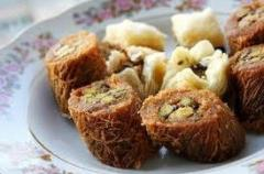 Oriental sweets & Pastries