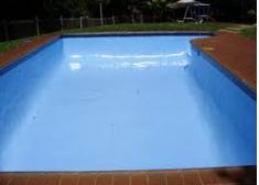 Swimming pool coatings
