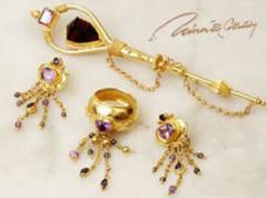 Articles Jewelry Made Of Palladium