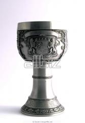 Chalices Made Of Silver