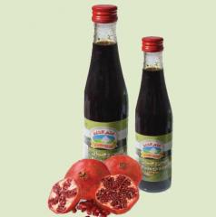 Pomegranate Syrups