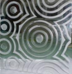 Sandblasted And Decorative Glass