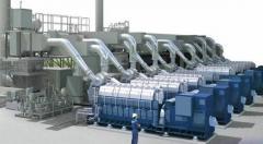 Diesel Bower Stations