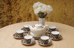 Tea and coffee services
