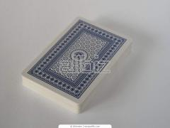 Playing cards for gift