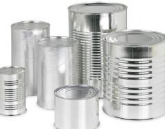Canned food concentrates